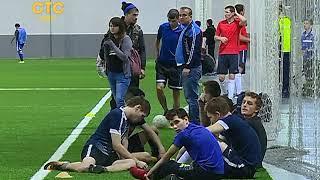 Спорт в помощь инвалидам                           СТС-МИР.
