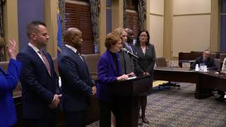 Oklahoma Democratic Senators respond to State of the State