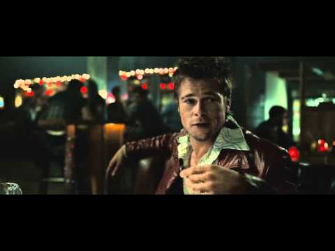 Tyler Durden Philosophy Of Life - Fight Club