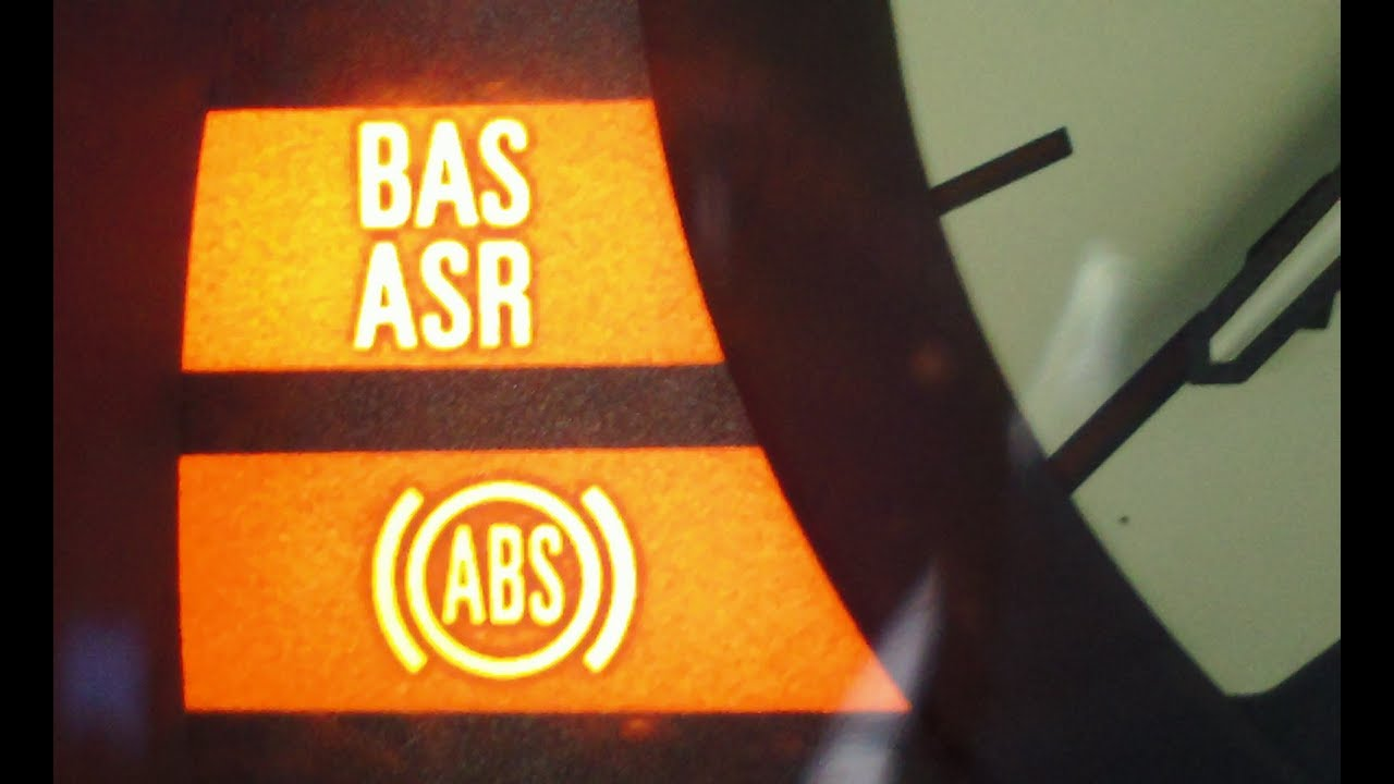 How To Solve The Abs Bas Asr Problem On Mercedes C Class