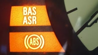 how to solve the abs bas asr problem on Mercedes C Class W202  this video could save you hundredths