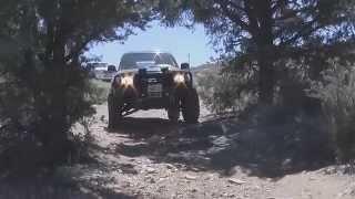 Big Bear 4x4 Trek East to West - God