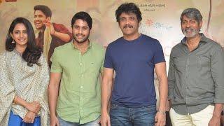 Rarandoi Veduka Chudham Movie Press Meet    Naga Chaitanya, Rakul Preet Singh