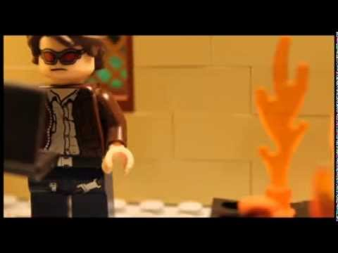 Lego Austin And Jeremy: Episode 1- 1000 SUBSCRIBERS!