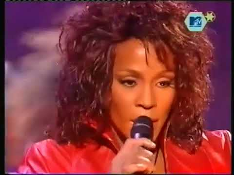 Whitney Houston  Whatchulookinat MTV European Music Awards