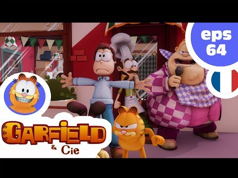 de6d22d0598ed Garfield   Cie Saison 2 Épisode 5 Chavirants chaussons - YouTube