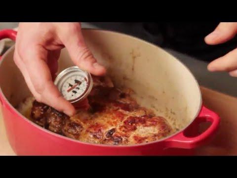 recept runderrollade bakken