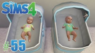 The Sims 4: TWINS!! - Part 55