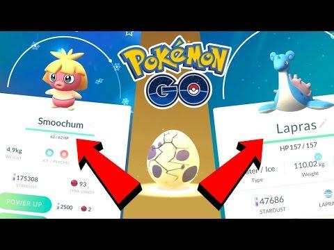 WHICH NEW POKEMON DID WE GET? (Pokemon Go)