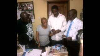 Lagos state government donates N4.5m to ailing actress,Ngozi Nwosu
