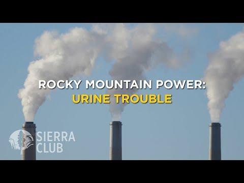 Tell Rocky Mountain Power: Urine Trouble | Sierra Club Video