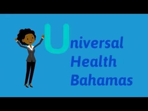 Universal Health Bahamas PSA