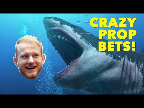 Ask The Pros: Craziest Prop Bet?