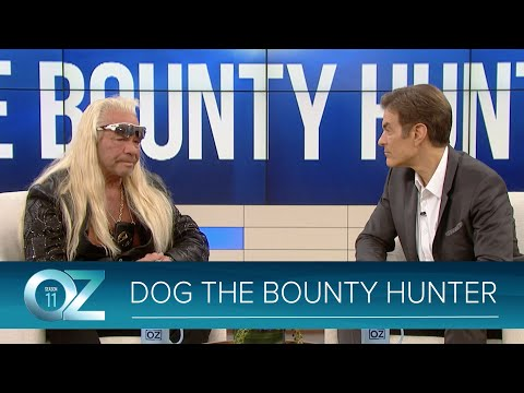 Dr. Oz Reveals The Results To Dog The Bounty Hunter's Lung Scan