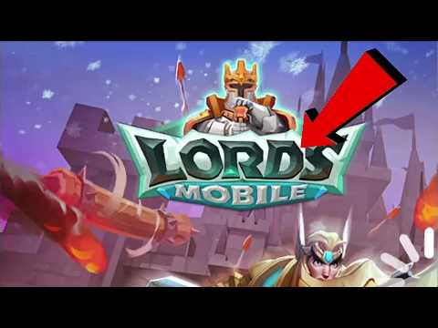 Lords Mobile NEW GAME Are You A Mobile LORD?