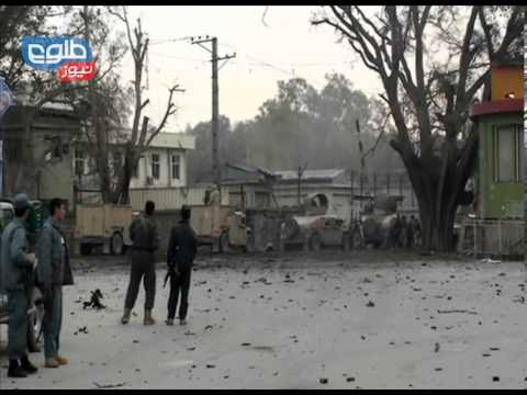 Nangarhar Suicide Attack on 1st Police District 20 March 2014