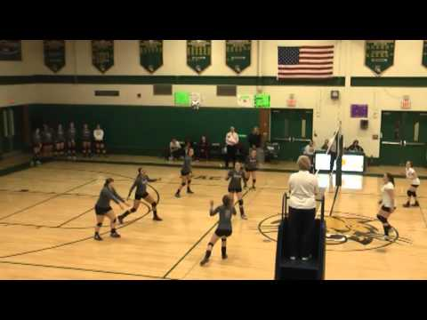 NAC - NCCS Volleyball  10-15-15