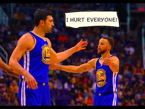 "NBA Players ""Severely Injured By Teammate"" Compilation"