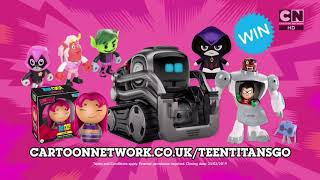 Cartoon Network UK HD Teen Titans Go! Watch And Win February 2019 Competition