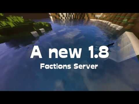TheKingdomMC Factions Trailer [1.8] [$300 F Top Prize] [Need staff] Coming out 9/22/17