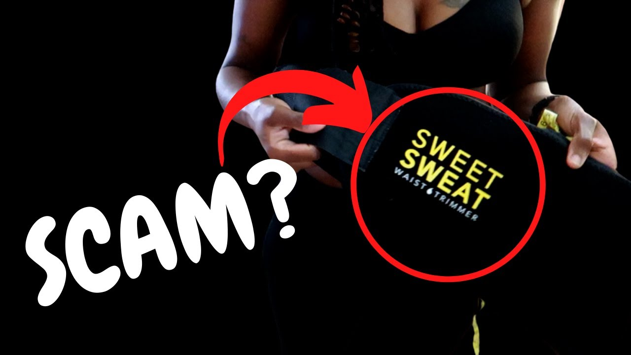 DOES THE SWEET SWEAT WAIST TRIMMER ACTUALLY WORK?