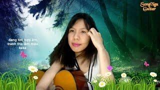 Don't cry Joni | Song Ngư Guitar