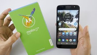 Moto G5s Plus with Dual Camera Unboxing amp Overview Indian Unit