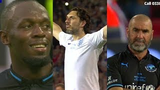 England XI vs World XI - Soccer Aid 2018 Highlights - Charity Match