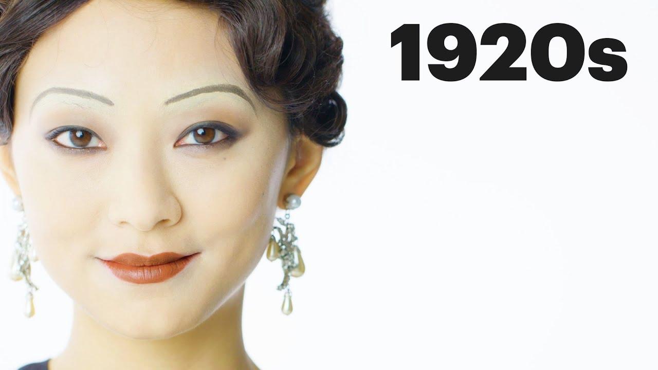 100 Years Of Movie Makeup