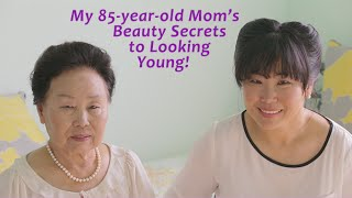 [8.11 MB] My 85-Year-Old Mom's Beauty Secrets to Looking Young!