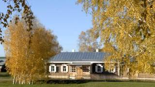 видео Дом Есенина в Константиново