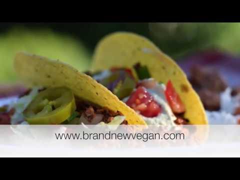 Cauliflower Tacos – Brand New Vegan