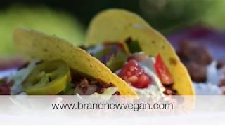 Cauliflower Tacos - Brand New Vegan
