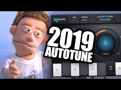 Autotune Access vs. UAD Autotune Advanced (New 2019 Plugins)