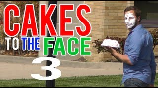 Public Pranks: Cakes To The Face 3