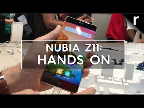Nubia Z11 Hands-on Review: A serious OnePlus 3 rival?