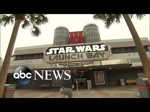 Inside Disney's 'Star Wars: The Force Awakens' Interactive Attraction