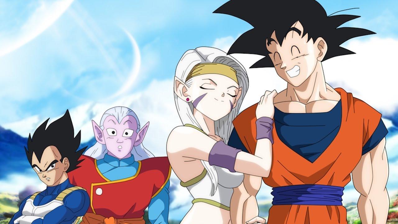 The New Gods Of Destruction - Dragon Ball Super - Youtube-3693