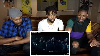J. Cole - MIDDLE CHILD [REACTION]
