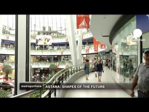' أستانا 'عاصمة كازخستان الطموحة