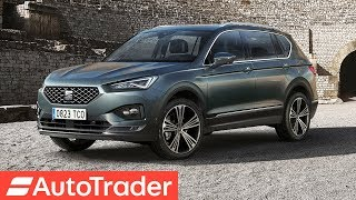 2019 Seat Tarraco first drive review