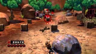 Gun Stringer for Kinect - Level 2 - HD