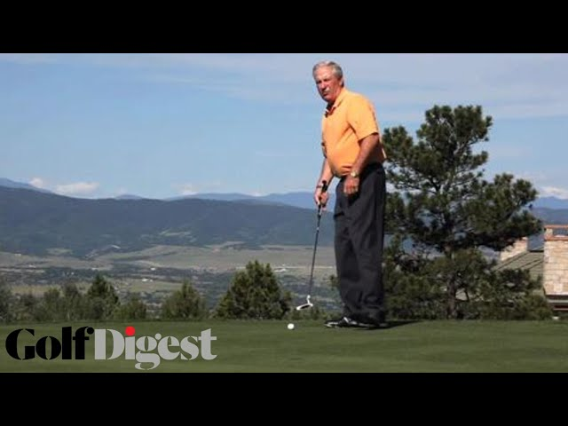 Putting Guru Dave Stockton on How To Sink Putts   Putting Tips   Golf Digest