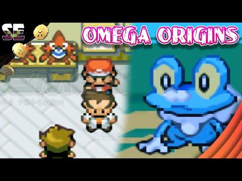GBA] Pokemon Omega Origins Completed - Pokemoner com