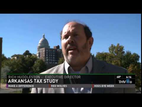 Tax system not helping average Arkansan - KTHV Little Rock