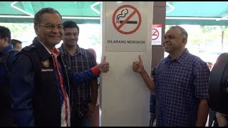 Laundrettes and hotels to go smoke-free next, says Health Minister