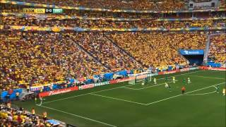 The Future of Football | Colombia | Worldcup 2014