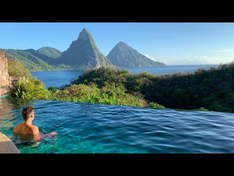 Saint Lucia Honeymoon