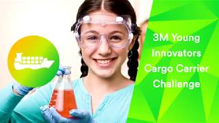 3M Young Innovators Challenge - Cargo Carriers