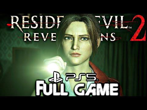 RESIDENT EVIL REVELATIONS 2 PS5 Gameplay Walkthrough FULL GAME (4K 60FPS)